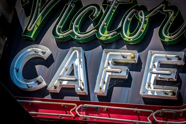 Cafe Photography Art | Scott Krycia Photography