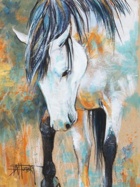 """Salt River Mustang"" Art | debherbertart"