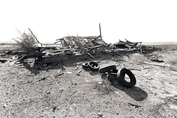 Ruins Mojave Photography Art | Dan Katz, Inc.