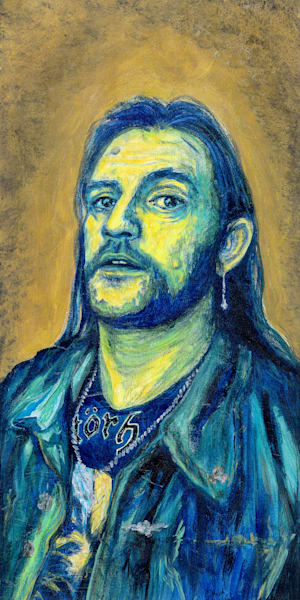 Lemmy Art | Cincy Artwork