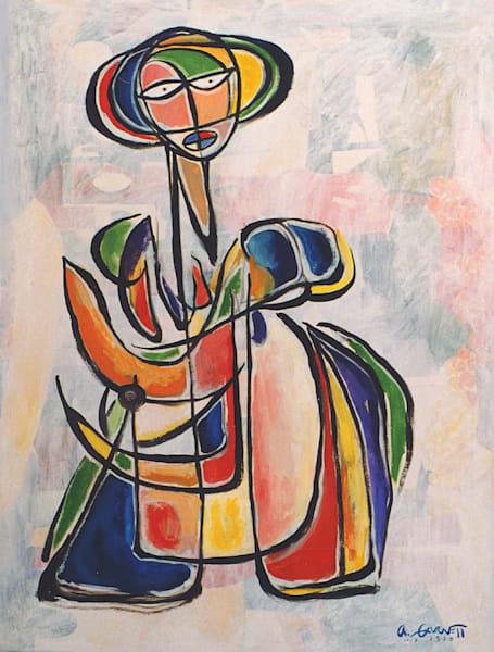 Woman Study Art | Sandy Garnett Studio