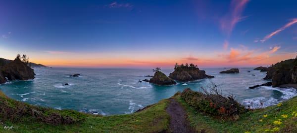 Boardman Sunrise Art | Jeffrey Knight Photography