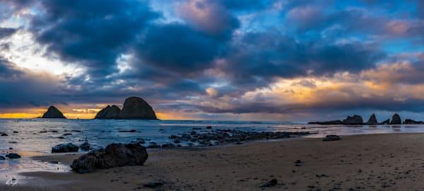 Oceanside Sunset Art | Jeffrey Knight Photography
