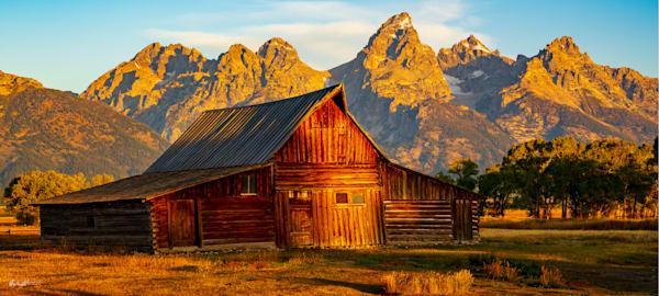 Teton Barn Art | Jeffrey Knight Photography