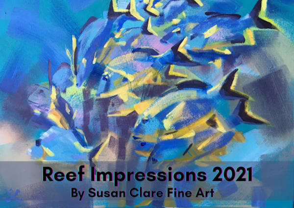 Reef Impressions calendar