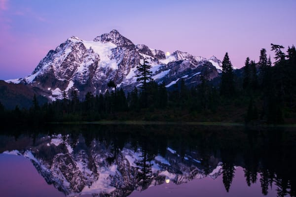 Purple Mountain Majesty Photography Art | Call of the Mountains Photography