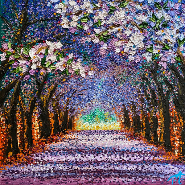 Harmony Art | Tessa Nicole Art
