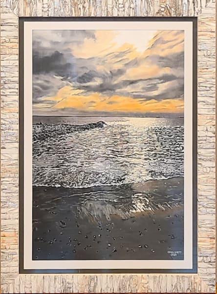 Whispers At Sunset Art   Greg Stett Art