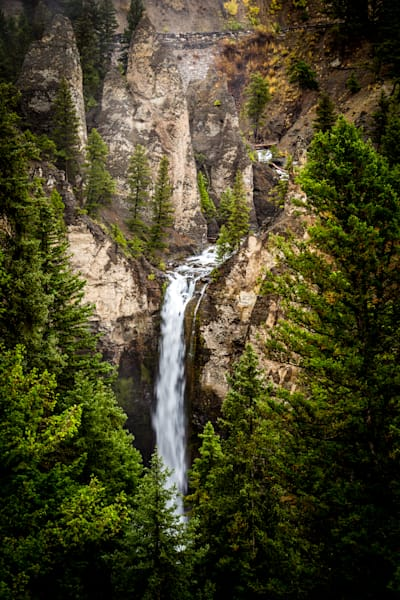 Tower Falls Photography Art | Colorado Born Images