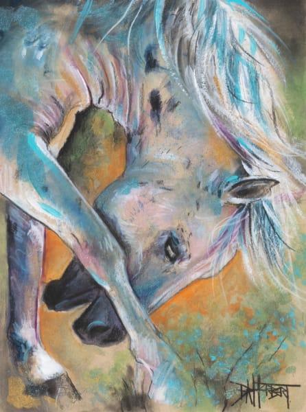 """Mustang: His Spanish Influence #2"" Art | debherbertart"