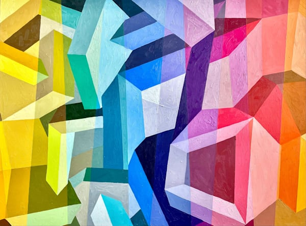 Unbounded (Ar) Art   Mindbender Art