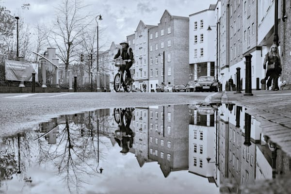 Big Puddle, Big Reflection Art | Martin Geddes Photography