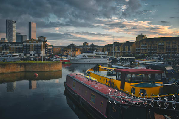 Luscious Light In Limehouse Art | Martin Geddes Photography