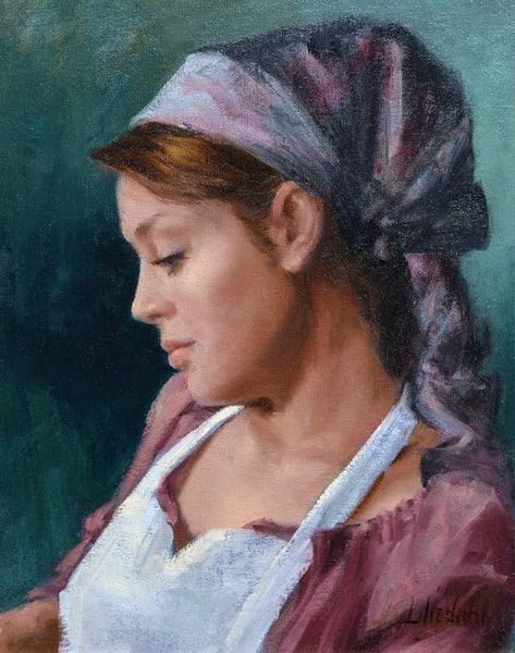 Sarah01 Art | Liliedahl Art