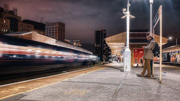Vectoring Through Vauxhall Art | Martin Geddes Photography