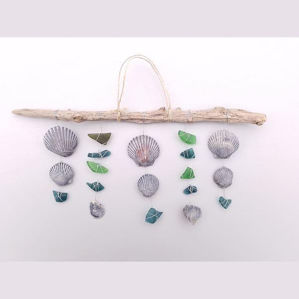 Ocean Greens Suncatcher | Creative Spirit Studios