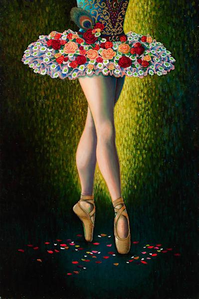 Ballerina Art | miaprattfineart.com