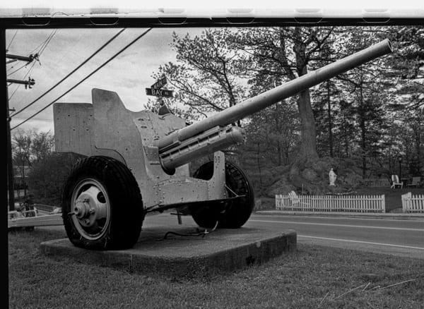 Canon At Main And Bay Photography Art | Harry John Kerker Photo Artist