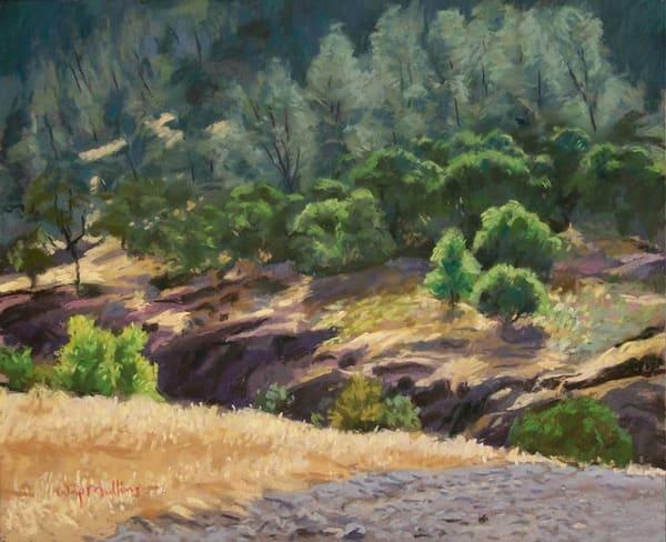 Bear Hole  Art   Waif Mullins Art
