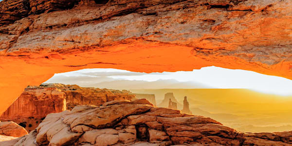 Mesa Arch Sun Flare 3 Photography Art | Grace Fine Art Photography by Beth Sheridan