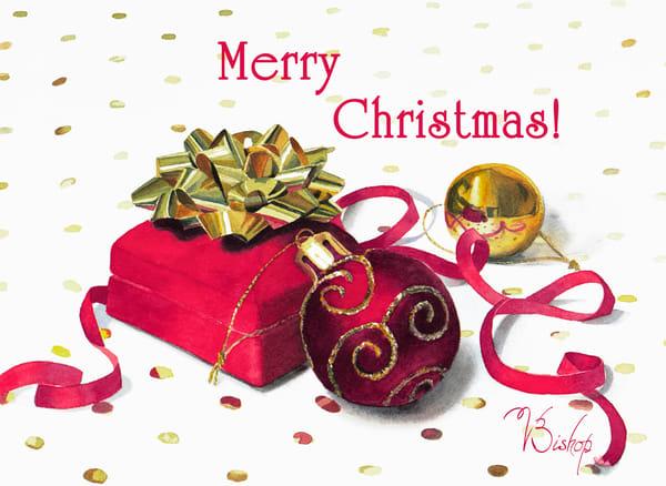 Christmas Card Art   victoriabishop.art