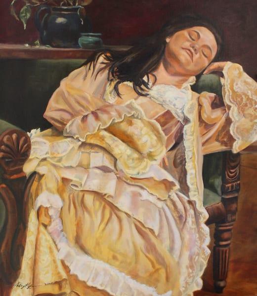 Velvet Repose Art | Aubrey Kyle Creates
