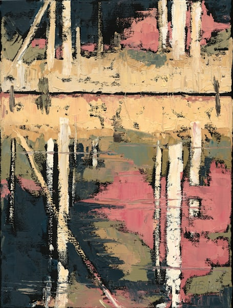 Ellis Pond Ii Art | Friday Harbor Atelier