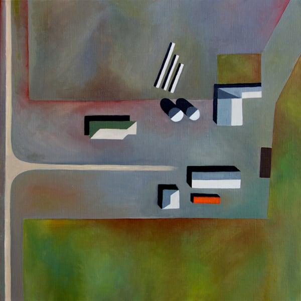 Oklahoma Farm Art | Romanova Art