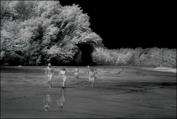 Viral Isolation Photography Art | Ed Sancious - Stillness In Change