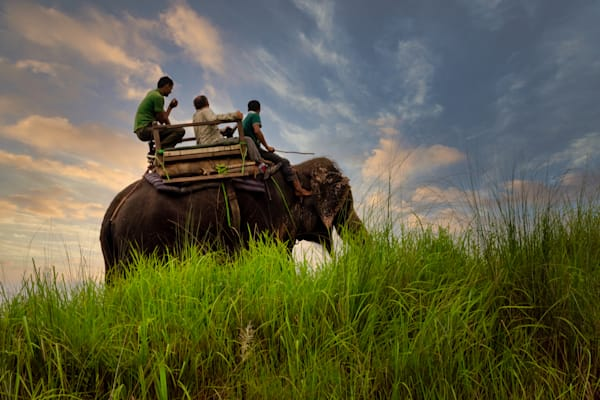 Nepal Transportation Photography Art | Grace Fine Art Photography by Beth Sheridan