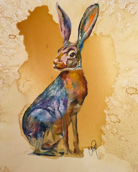 Jack Rabbit Art | Christy! Studios
