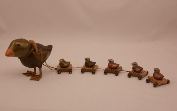 Ducks In A Row Art | Mid-AtlanticArtists.com