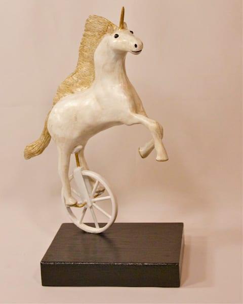 Mystical Cyclist Art | Mid-AtlanticArtists.com