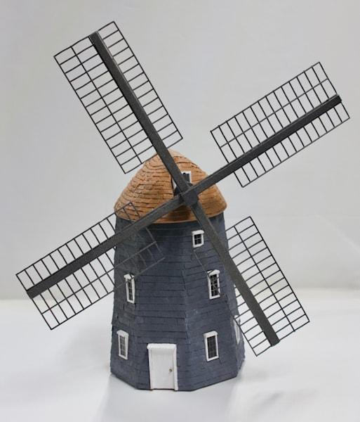Old Hook Mill Art | Mid-AtlanticArtists.com