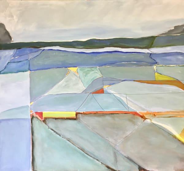 Slea Head Abstract Landscape