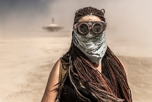 Steampunk Photography Art | Harry John Kerker Photo Artist