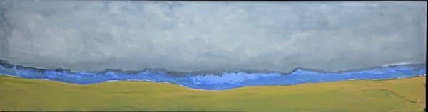 Winter Beach   Dingle Ireland   Oil On Panel   Sold Art | Peter Anderson Studio