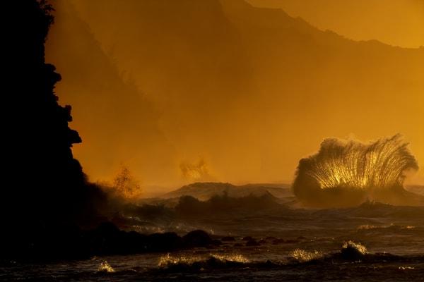 December Sunset 2020 Photography Art | Ed Sancious - Stillness In Change