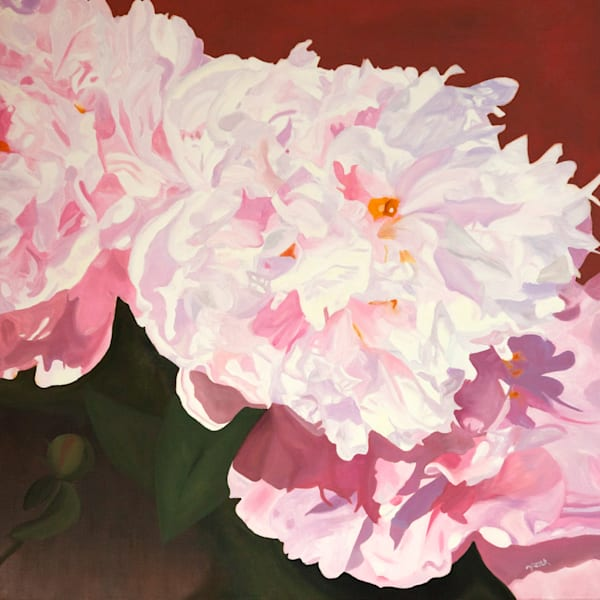 For Mum Art   Pearl White Studio