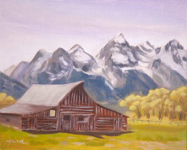 Mountain View Art | Pearl White Studio