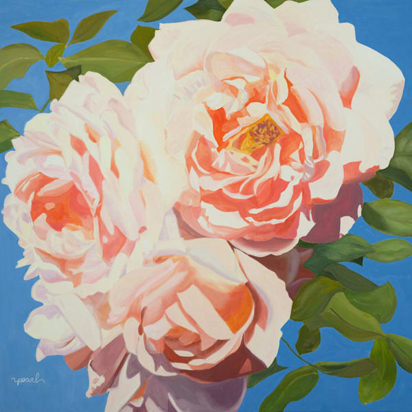 Sisters Art   Pearl White Studio
