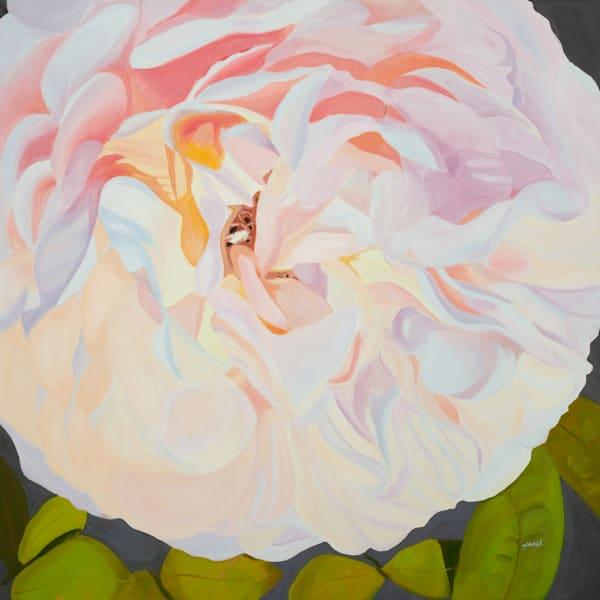 One Ray Of Light Art   Pearl White Studio