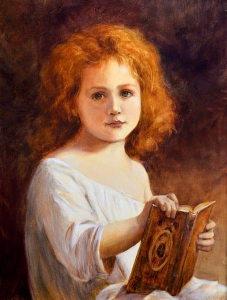 Storybook, After W.A. Bouguereau Art | Liliedahl Art