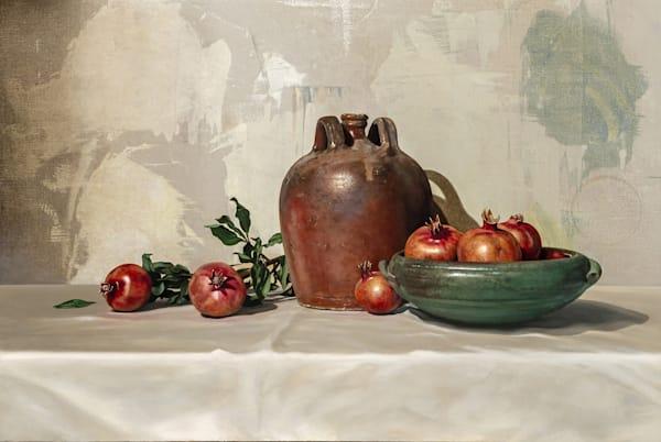 Pomegranate Promise Art | Richard Hall Fine Art