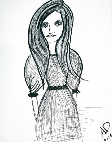 Pre Sephone Art | Alena Dawn Art & Design