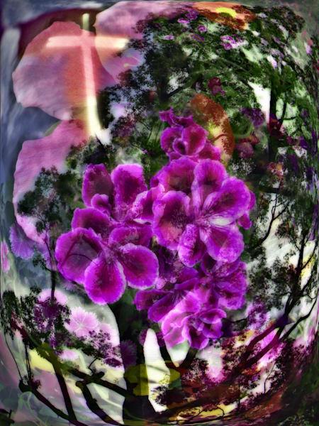 Easter Bouquet Art | Alena Dawn Art & Design