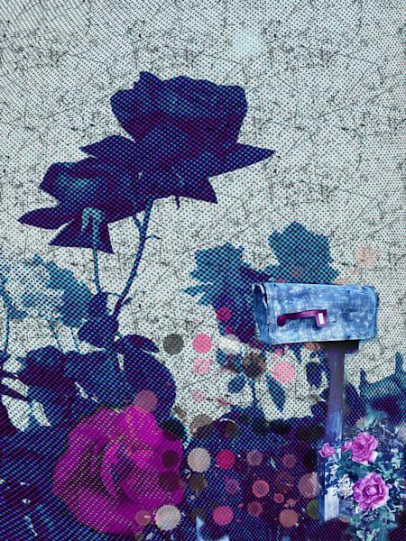 Rose Marked  Art | Alena Dawn Art & Design