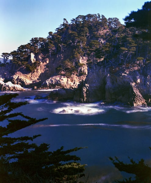 California Landscape Photography - Cypress Cove at Point Lobos