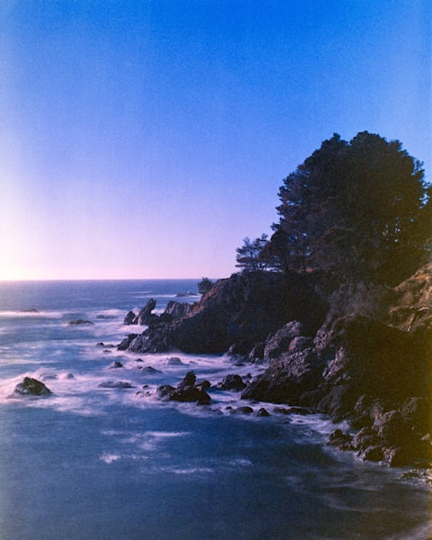 California Landscape Photography - Stillwater Cove