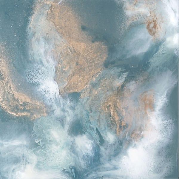 The Unknown Sum Of Nature Original Resin Artwork